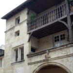 Visite guidée Isciane Labatut Bordeaux maisons remarquables