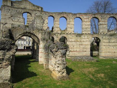 visites-ludiques-Burdigala antique-Palais Gallien
