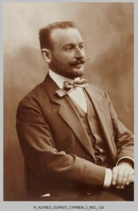 Cyprien Alfred Duprat, visite Bordeaux utopique, Isciane Labatut
