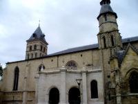 Basilique St Seurin, visite guidée Isciane Labatut
