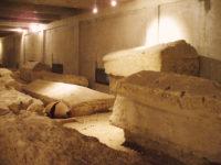 Nécropole St Seurin visite guidée Isciane Labatut